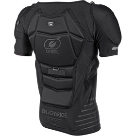 O'Neal STV Short Sleeve Protector Shirt, negro